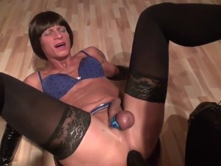 transexual whore hammered and fisted