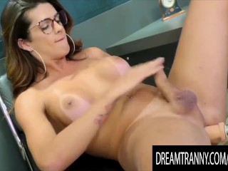 Dream tgirl - Lustful Shemales Vs Fucking Machines Compilation Part 30